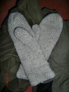 Rät & Avig: En Lovikkavante blir till... Mittens Pattern, Fingerless Gloves, Arm Warmers, Tips, Fashion, Threading, Pictures, Fingerless Mitts, Moda