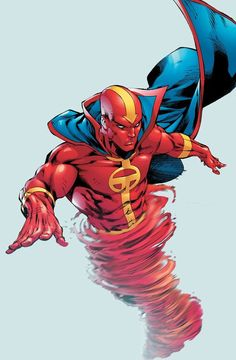 Red Tornado (Supergirl)