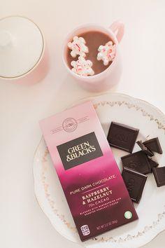 Green & Black's fine chocolate