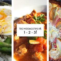 HAVREKNEKKEBRØD JEG ALDRI BLIR LEI! - EVA i PROVENCE Provence, Curry, Ethnic Recipes, Food, Curries, Essen, Meals, Yemek, Eten