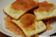 Ricotta Ravioli in Honey Quince Sauce Dessert Pasta, Quince Recipes, Ricotta Ravioli, Pasta Dishes, Apple Pie, Fries, How To Memorize Things, Honey, Breakfast