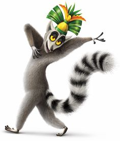 Official Site of DreamWorks Animation. For 25 years, DreamWorks Animation has considered itself and its characters part of your family. King Julian Madagascar, Madagascar Party, Carl Y Ellie, Walt Disney Co, Snow Theme, New Year's Eve Celebrations, Pinturas Disney, Cartoon Girl Drawing, Dreamworks Animation