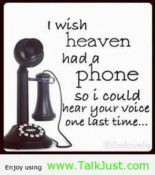 if heaven had visting hours | ... visiting hours in heaven poem i wish heaven had a phone poem missing