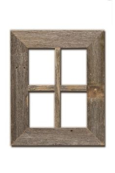 Rustic Barn Wood Window Frame (not for pictures) by Rustic Decor LLC, http://www.amazon.com/dp/B0046CX9RO/ref=cm_sw_r_pi_dp_xERArb10W57FR