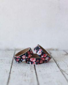 Vintage Floral Washi Tape