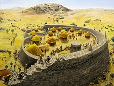 Archaeology & Monuments in Zimbabwe African Culture, African History, Zimbabwe History, Fantasy Places, Out Of Africa, Ancient Mysteries, Book Images, Military Art, History Facts