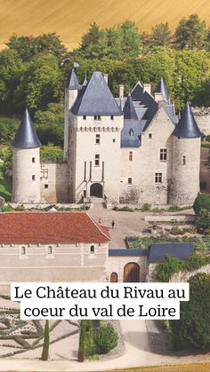 French Castles, Potager Garden, Fine Dining, France, House Styles, Football, Gardens, Pays De La Loire, The Mansion