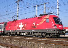BR 182 ÖBB Euro 2008 Schweiz