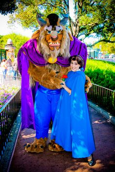 Belle and Beast | Flickr - Photo Sharing!