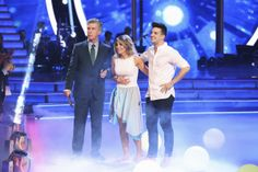 Candace & Mark get feedback from the judges  -  Dancing With the Stars  -  week 1  -  season 18  -  spring 2014