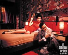 In the Mood for Love (love this film)