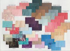 Caygill palette