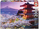 Educa Borrás - Puzzle Monte Fuji, Japón, 2000 piezas (16775.0)