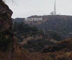 A trip report of the trail up to the Hollywood sign, on the summit of Mt. Lee.