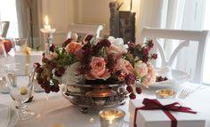 Marie-Paule Faure: ... Avec des fleurs