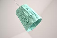 Suspension lampe trapilho
