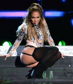 Pin for Later: Jennifer Lopez Has Found the Fountain of Youth at 45 Yowza!