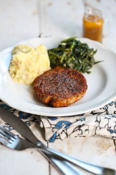 Blue Apron Spiced Pork Chops. Really good and easy. We loved it!