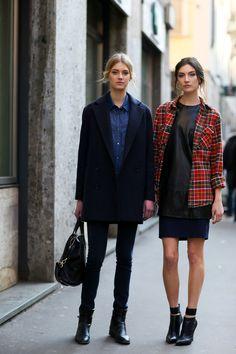 "fashion-clue: "" www.fashionclue.net   Fashion Tumblr, Street Wear & Outfits """