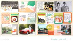 project life - April *PL kit only* by deb duty at @studio_calico #SChellohello