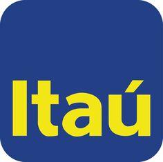 Logotipo do Itaú, uma das marcas mais valiosas do Brasil, Criado por Alexandre Wollner em 1973. Wollner é um dos maiores representantes do design moderno. O logo do Itaú, sofreu alterações em seu sistema gráfico, principlamente ganhou novas cores, mas o desenho original pouco mudou.