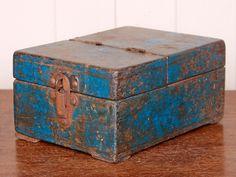Rustic Box Barber Box from Scaramanga