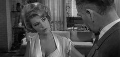The Twilight Zone 1963 the episode A Short Drink from a Certain Fountain aired, guest starring Ruta Lee.