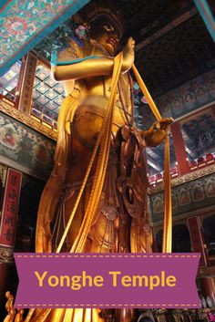 Located in the Dongcheng district of Beijing (north-east of the city centre), is the amazing Yonghe Temple otherwise known as the Lama temple and is also a monastery for dedicated to Tibetan Buddhism. With its combination of Han Chinese and Tibetan styles in its design and a few hidden secrets, here is why we think visitors to Beijing should check out the Yonghe temple.
