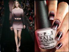 Fashion Friday - Inspiration Elie Saab - Didolines Nails