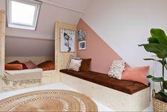 Cozy Bedroom, Kids Bedroom, Master Bedroom, My Ideal Home, Loft Room, Attic Rooms, New Room, Decoration, Sweet Home