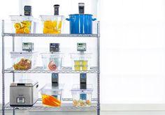 kitchen technology - sous vide rack