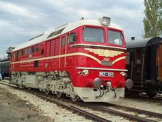 BR 120 M62 MAV Diesel, Rail Train, Trains, Commercial Vehicle, Techno, Transportation, Tourism, Old Things, World