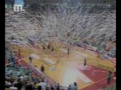 What happens when Macedonian fans are not pleased with the outcome of the basketball game. Basketball Games, Basketball Court, Fans, Technology, Shit Happens, World, Amazing, Youtube, Sports