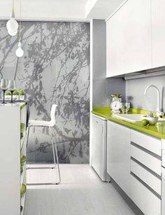 kitchen - small apartment