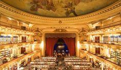 Les 10 plus belles librairies du monde