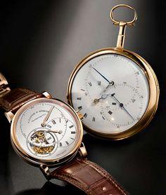 A. Lange & Sohne Richard Lange Tourbillon Pour le Merite Watch   a lange sohne