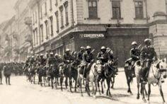 Ocupatia germana din timpul primului razboi mondial, Braila, partea I-a Romania, Empire, Street View, Horses, Adventure, Palestine, Places To Visit, Military, Adventure Movies