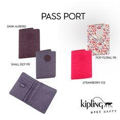 Con nuestras fundas de pasaporte, ir de viaje tendrá más estilo.