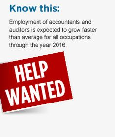 All about Accounting careers - in a great, easy to follow format. College I can do it !!!