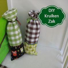 Do It Yourself: Naai je eigen kruikenzak door Marieke Kegler van ByMiekk Blog op www.babybegood.nl