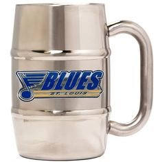 Great American Products NHL Double-Wall Stainless Steel 16-oz. Mug - St. Louis Blues