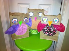 1000+ images about Echo's Lunch Bags on Pinterest | Brown paper ...
