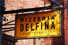 El Plan B: PIZZARIA DELFINA en SAN FRANCISCO