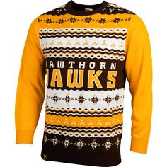 0e4b987ecca1 Get into the festive season this year with a Hawthorn Hawks Mens Team Ugly  Sweater!