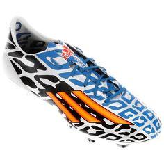 Acabei de visitar o produto Chuteira Adidas F50 Adi Messi FG WC Netshoes 32bd517025496