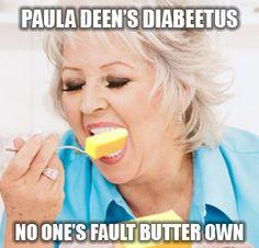 butter own.....