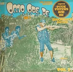 Pick Peters Vol 3, Nigerian juju #lp #vinyl
