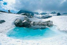 Nationalpark Hohe Tauern, this part is in Salzburg, Austria