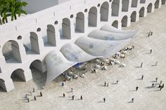Bustler: Winners of the [RIO DE JANEIRO] Symbolic World Cup Structure Competition