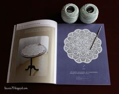 A Bok of Crochet Lace